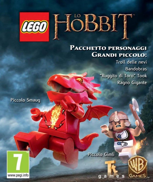 LEGO Lo Hobbit immagine 113762