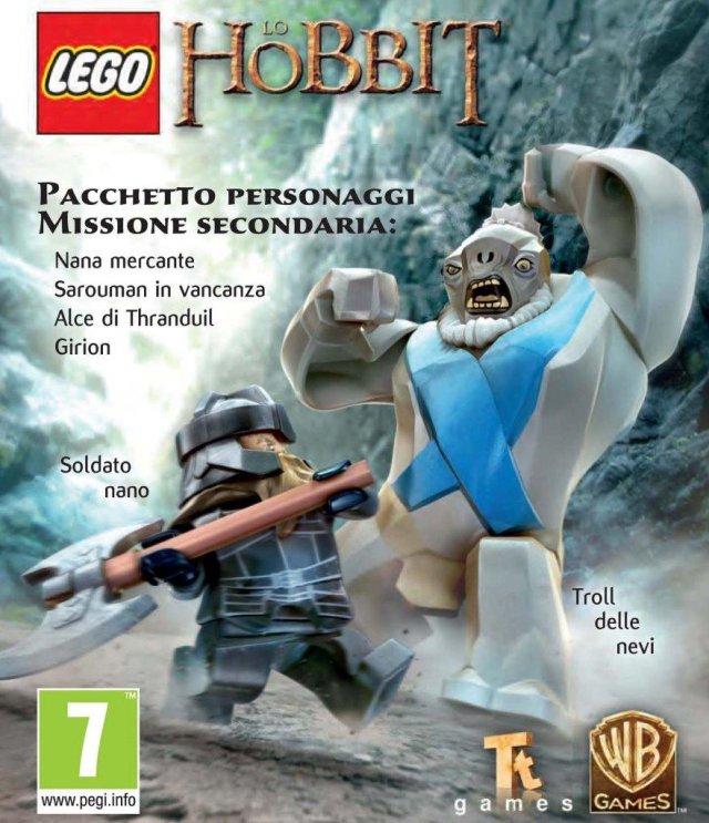 LEGO Lo Hobbit immagine 113765