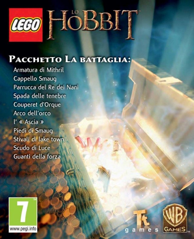 LEGO Lo Hobbit immagine 113772