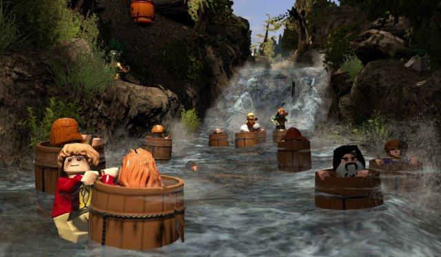 LEGO Lo Hobbit immagine 109442