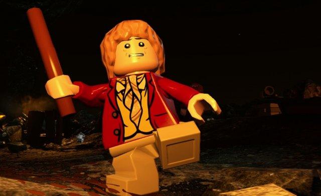 LEGO Lo Hobbit immagine 109450