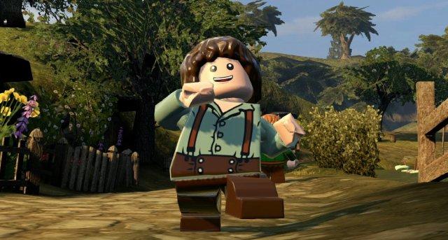 LEGO Lo Hobbit immagine 109474