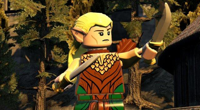 LEGO Lo Hobbit immagine 109482