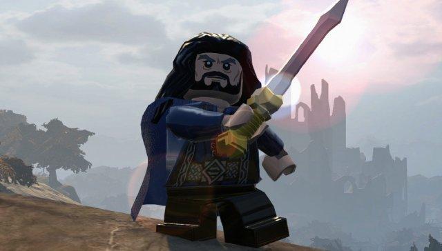LEGO Lo Hobbit immagine 109498