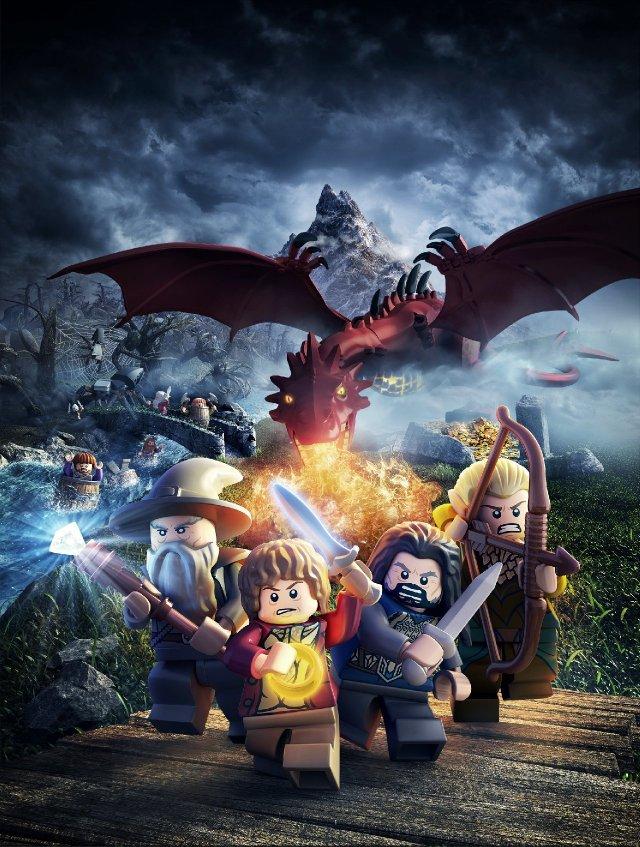 LEGO Lo Hobbit immagine 104788