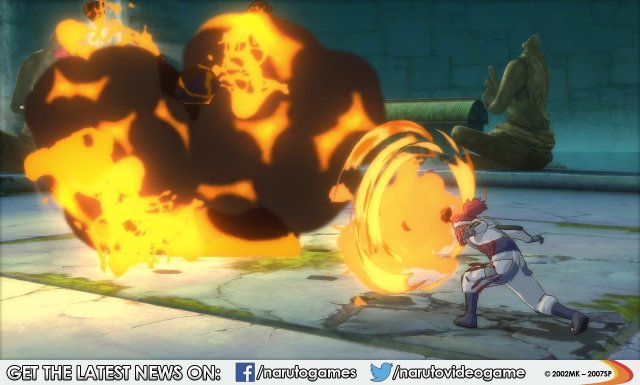 Naruto Shippuden: Ultimate Ninja Storm Revolution immagine 127081