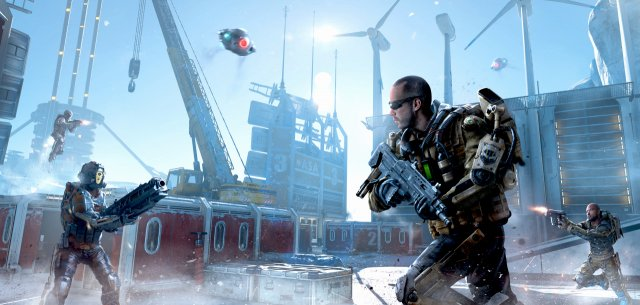Call of Duty: Advanced Warfare immagine 160405