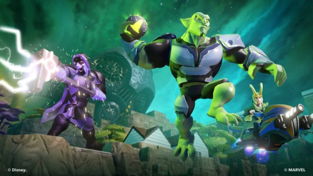 Disney Infinity 2.0: Marvel Super Heroes immagine 139368