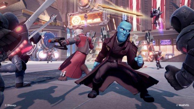 Disney Infinity 2.0: Marvel Super Heroes immagine 139382