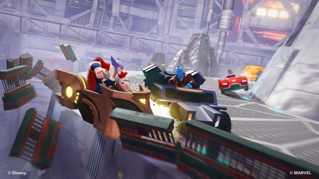 Disney Infinity 2.0: Marvel Super Heroes immagine 139392