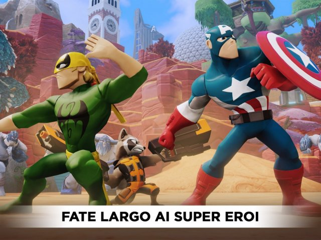 Disney Infinity 2.0: Marvel Super Heroes immagine 140327