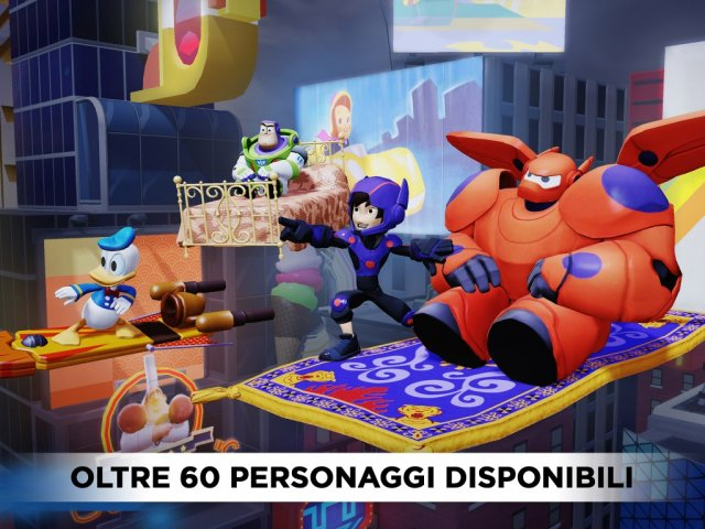 Disney Infinity 2.0: Marvel Super Heroes immagine 140333