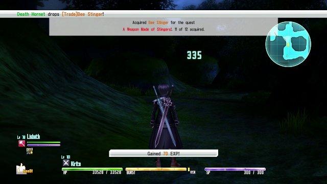 Sword Art Online: Hollow Fragment immagine 161654