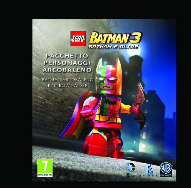 LEGO Batman 3: Gotham e Oltre immagine 138372