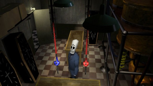 Grim Fandango Remastered - Immagine 139775