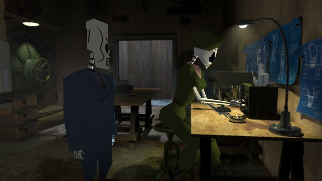 Grim Fandango Remastered - Immagine 139783