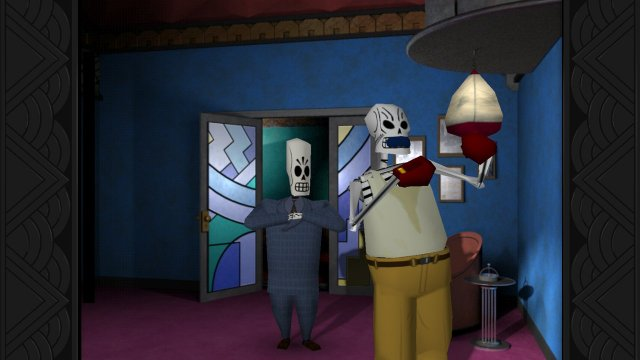 Grim Fandango Remastered - Immagine 139786