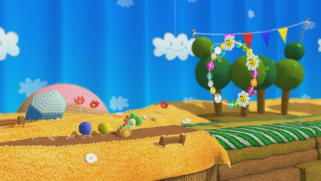 Yoshi's Woolly World immagine 150314