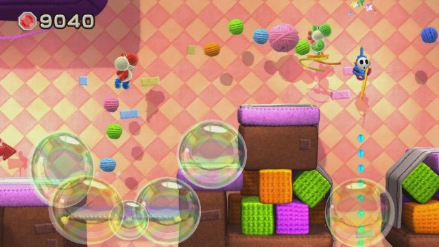 Yoshi's Woolly World immagine 150315