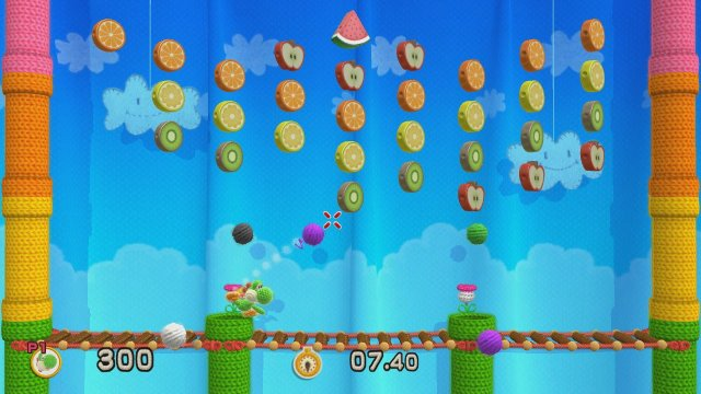 Yoshi's Woolly World immagine 150316