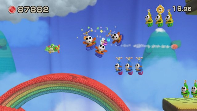 Yoshi's Woolly World immagine 150317