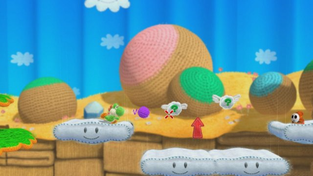 Yoshi's Woolly World immagine 150320