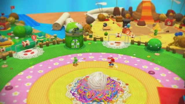 Yoshi's Woolly World immagine 150322