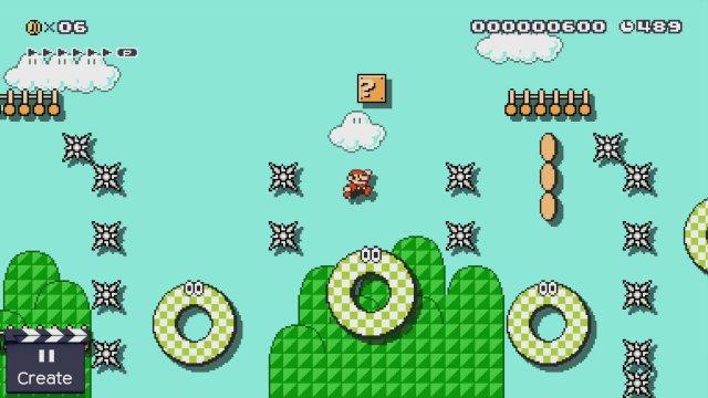 Super Mario Maker immagine 172522