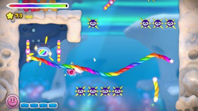 Kirby e il Pennello Arcobaleno - Immagine 150051