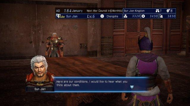Dynasty Warriors 8: Empires immagine 144655