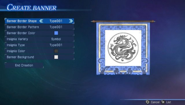 Dynasty Warriors 8: Empires immagine 170345