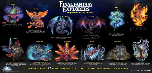 Final Fantasy Explorers immagine 171982