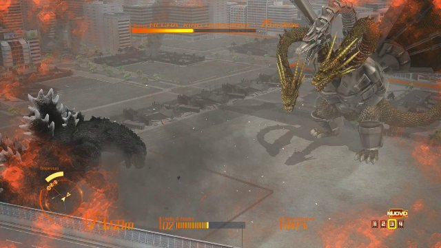 Godzilla: The Game immagine 159321