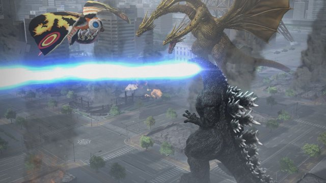 Godzilla: The Game immagine 149020
