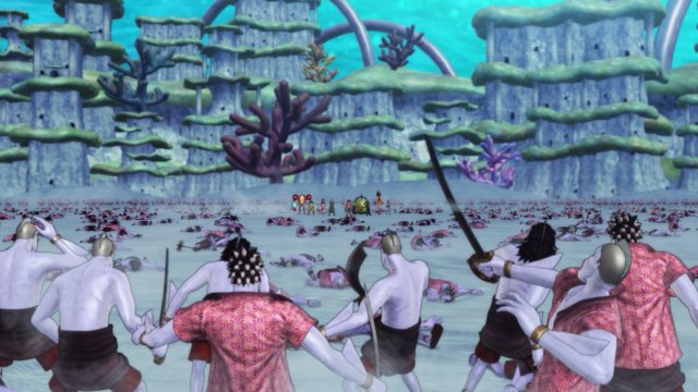 One Piece: Pirate Warriors 3 - Immagine 153773