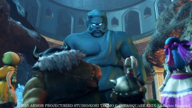 Dragon Quest Heroes: l'Albero del Mondo e le Radici del Male immagine 162511