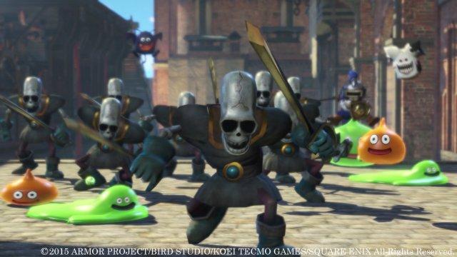 Dragon Quest Heroes: l'Albero del Mondo e le Radici del Male immagine 162513