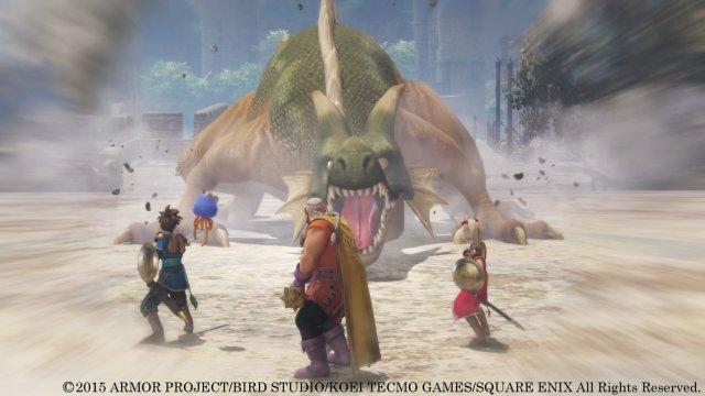 Dragon Quest Heroes: l'Albero del Mondo e le Radici del Male immagine 162515