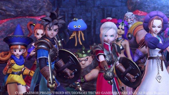 Dragon Quest Heroes: l'Albero del Mondo e le Radici del Male immagine 162519