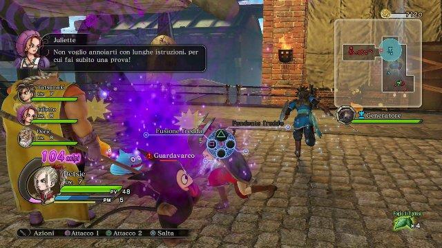 Dragon Quest Heroes: l'Albero del Mondo e le Radici del Male immagine 168107