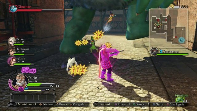 Dragon Quest Heroes: l'Albero del Mondo e le Radici del Male immagine 168109