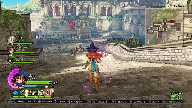 Dragon Quest Heroes: l'Albero del Mondo e le Radici del Male immagine 168111