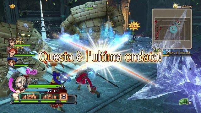Dragon Quest Heroes: l'Albero del Mondo e le Radici del Male immagine 168114