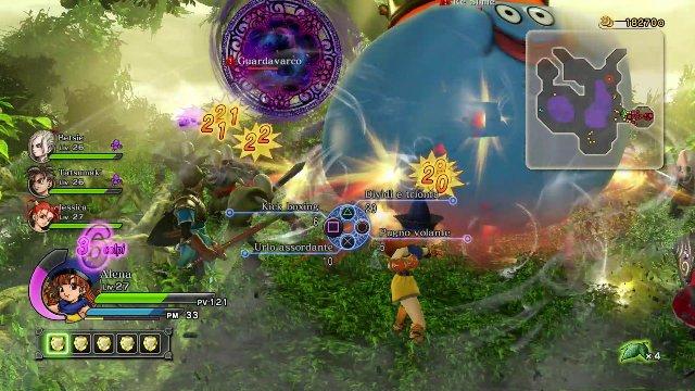 Dragon Quest Heroes: l'Albero del Mondo e le Radici del Male immagine 168116