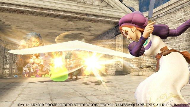 Dragon Quest Heroes: l'Albero del Mondo e le Radici del Male - Immagine 171354