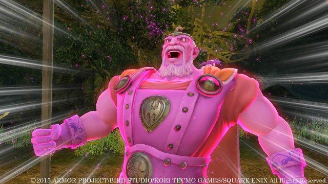 Dragon Quest Heroes: l'Albero del Mondo e le Radici del Male immagine 171357