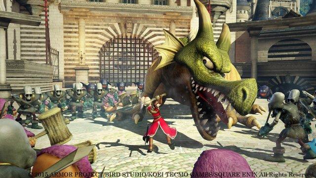 Dragon Quest Heroes: l'Albero del Mondo e le Radici del Male immagine 171358