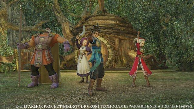 Dragon Quest Heroes: l'Albero del Mondo e le Radici del Male immagine 171360