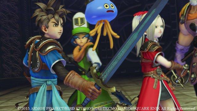 Dragon Quest Heroes: l'Albero del Mondo e le Radici del Male - Immagine 171361
