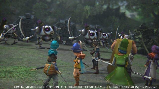 Dragon Quest Heroes: l'Albero del Mondo e le Radici del Male immagine 171362